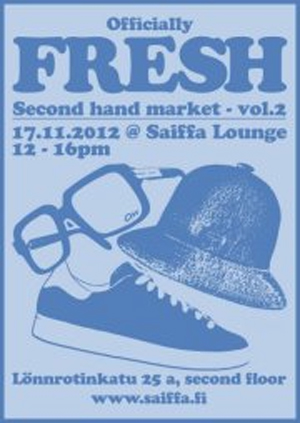 Officially Fresh - Second Hand Market Vol 2 | Saiffa